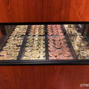 AFFORDABLE Disney Souvenir | Collectable Medallions/Coins