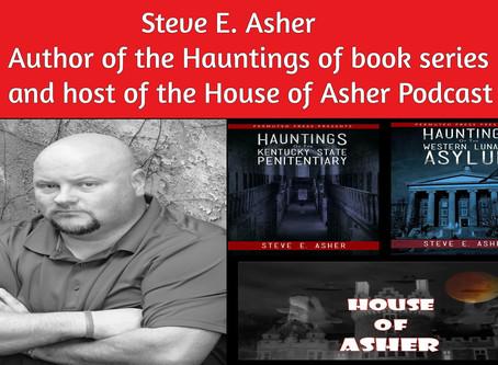 Steve E Asher Interview