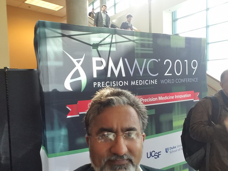 Precision Medicine World Conference 2019
