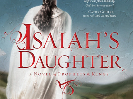 Book Review - Biblical fiction at its best Isaiah's Legacy: A Novel of Prophets and Kings