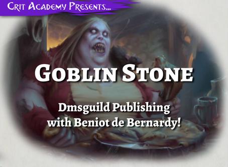 Goblin Stone - Publishing on Dmsguild