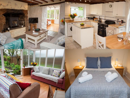 Escape to Hope Cottage for New Year