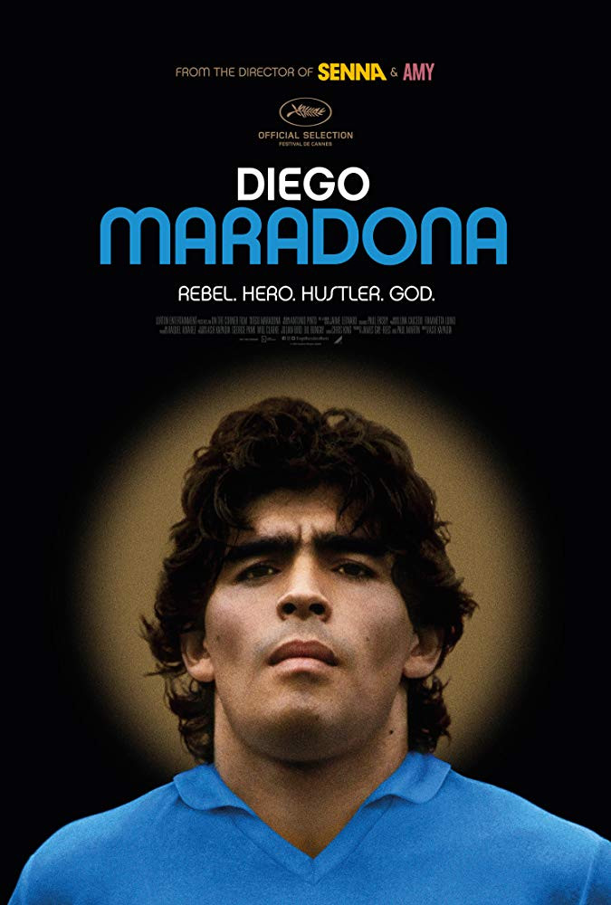 Diego Maradona film review