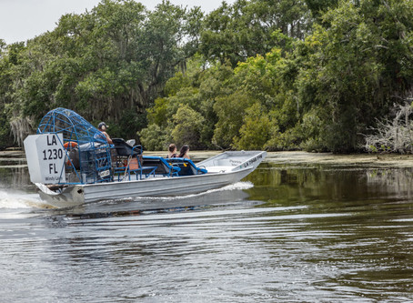 High-Speed Adventure in the Mississippi Delta