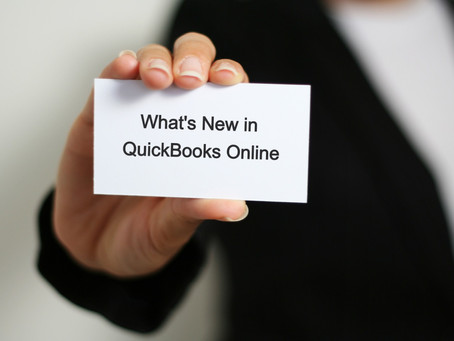 3 NEW QBO Features You Are Going to Love!