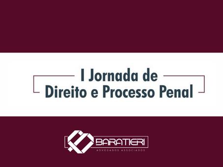 Enunciados da I Jornada de Direito e Processo Penal CJF/STJ
