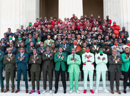 The Black Menswear Organization Provides Positive Images of Black Men Depicted in Flashmobs