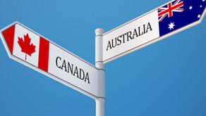 Amendment to Youth Mobility Arrangement has been announced between Canada and Australia