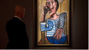 A Paint Roller Tore a $20 Million Hole in a Picasso Painting Headed to Christie's. Now, the Insuranc