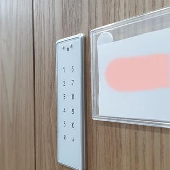 강남 LG U+ 직원사물함 비밀번호 락카키 KD500C