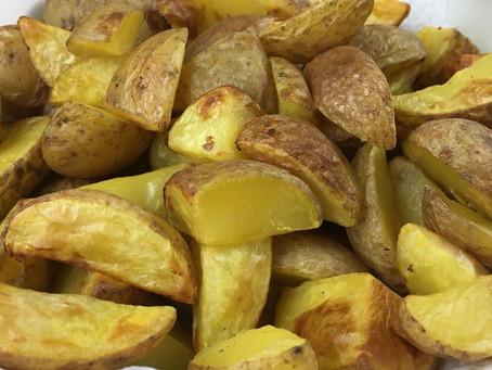 """Air fry"" krumpli - videóval"