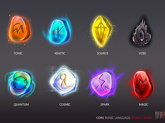 The Rune Forgers