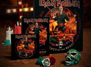 """Annunciato ufficialmente """"Nights of the Dead"""", il nuovo disco dal vivo degli Iron Maiden!"""