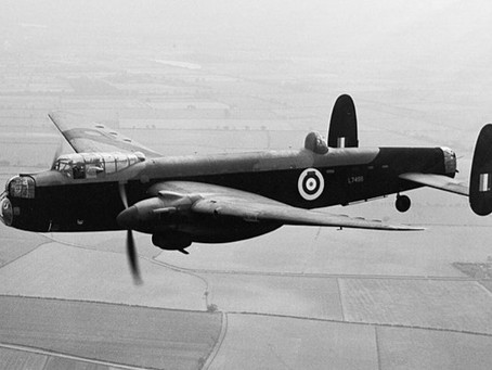 The Avro Manchester Bomber
