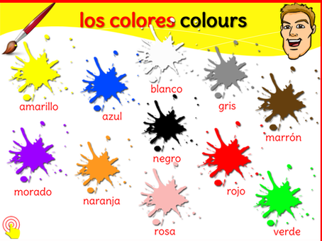 Los Colores!