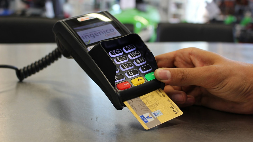 Chip and PIN card payment in Europe