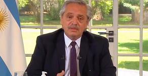 Fernández afirmó que darán tiempo para regularizar su situación a nuevos beneficiarios de la AUH