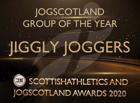 Jog Scotland Group of the Year
