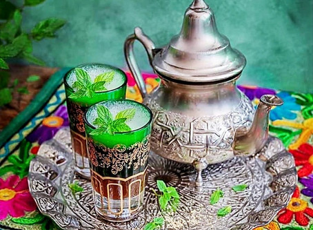 How to make authentic Moroccan Mint Tea