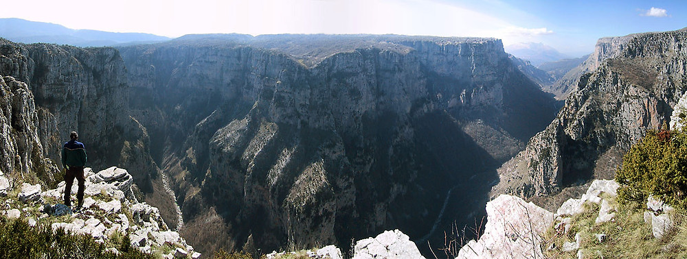 Vikos Gorge Greece