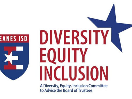 Eanes ISD Diversity Equity Inclusion