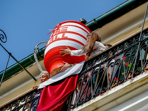 Botides Easter Custom | Corfu | The Flying Claypots