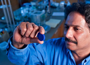 The Chemist Who Discovered the World's Newest Blue Explains Its Miraculous Properties