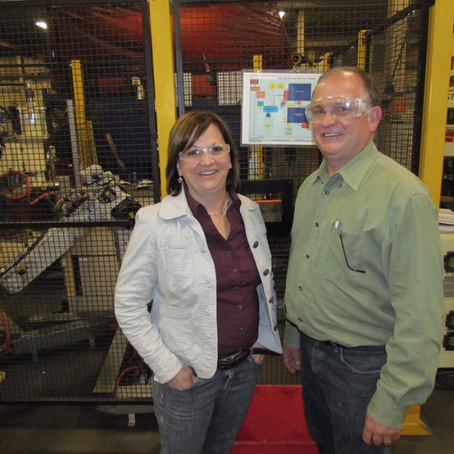 Dayton-area manufacturer banking on new $600K lab to boost business