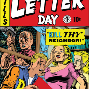 Red Letter Day 2019 - news and trailer.