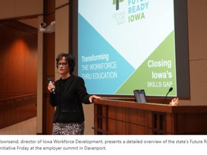 Davenport Workforce Summit mentions Fueling the Future