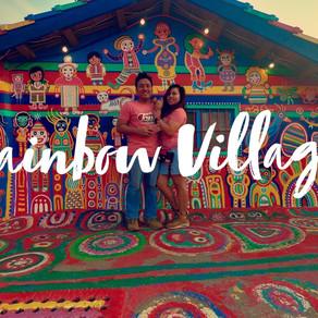 Rainbow Village, Taichung