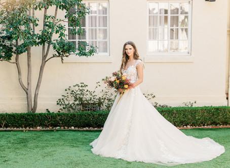 Our Stunning Styled Shoot at Ebell Club Santa Ana!