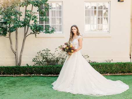 Our Stunning Styled Shoot at Ebell Club Santa Ana!