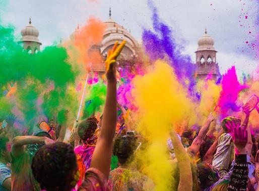 L'Inde haute en couleur