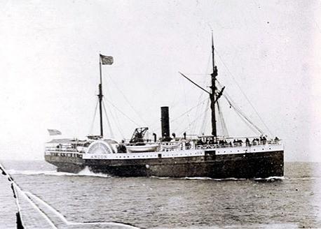 SS Ancon