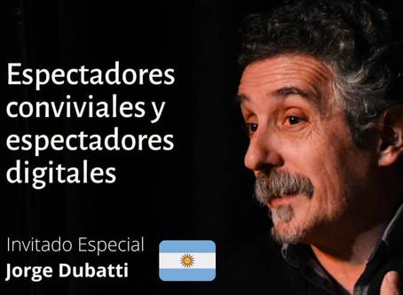 """""""La escuela de espectadores"""": el proyecto que se toma al Ditirambo"""