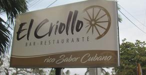 El Criollo - restaurant sur la Primera Avenida près de la Calle 18