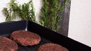 """Simili carne burger caribéen """"Le lokal"""""""