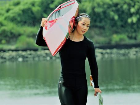 カヌースプリント 競技の菅原彩花選手とマネジメント契約を締結