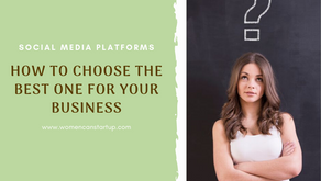 How to choose right social media platform for your business