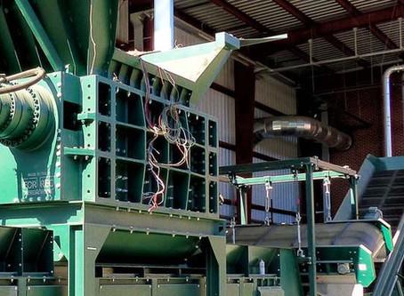 Impianti per la macinazione di cavi e motori elettrici, per valorizzare il materiale di scarto
