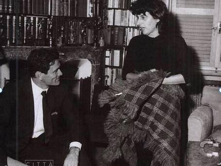 Pasolini racconta Anna Magnani. Intervista sull'attrice di Mamma Roma (1960)