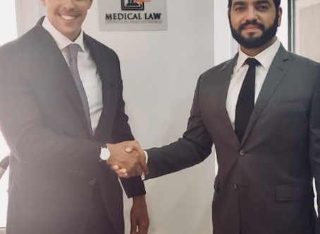 """MEDICAL LAW ABRE OFICINAS EN PUERTO PLATA""."