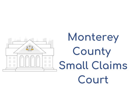 Monterey County Small Claims