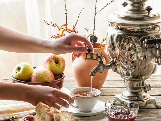 Russischer Tee – Karawanentee, Samowar & Co