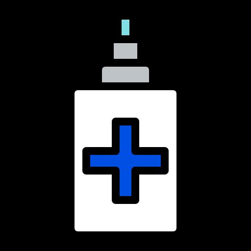 4443496 - alcohol bottle disinfectant hygiene sanitizer