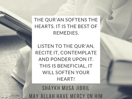 Soften Your Heart With the Quran!