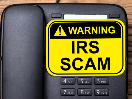 IRS Letters: Tax Scam or Something You Need to Address?