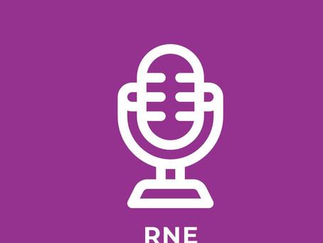 Nuevo programa en RNE hablando de ¿ qué es comer de forma saludable?
