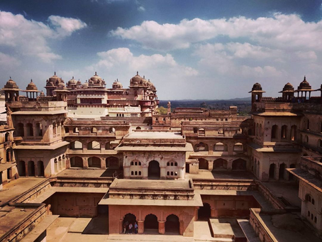 Orchha – Heart of Incredible India